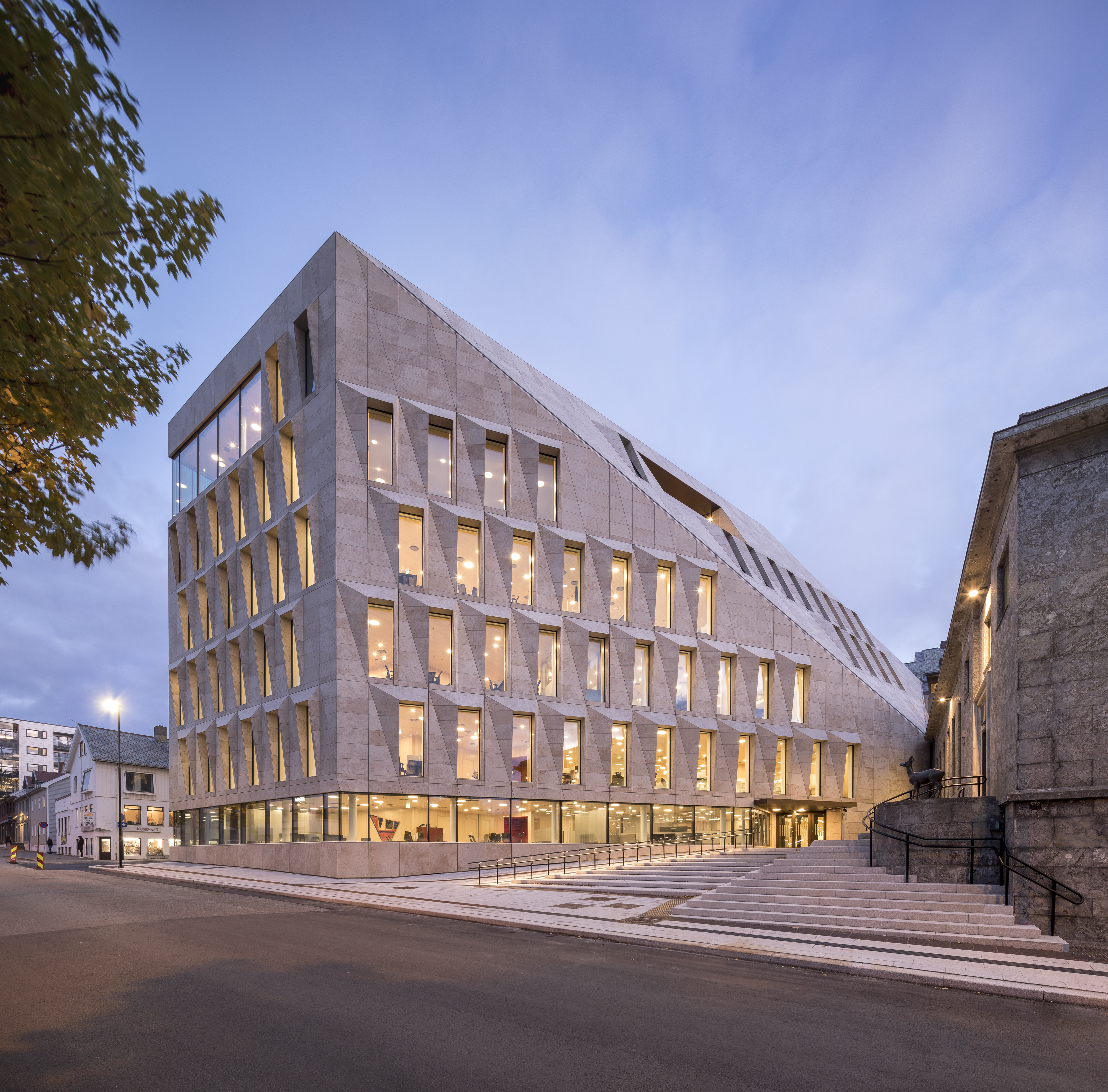 New townhall in Bodø