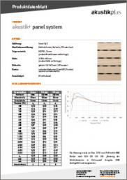 panel system linear 16-2